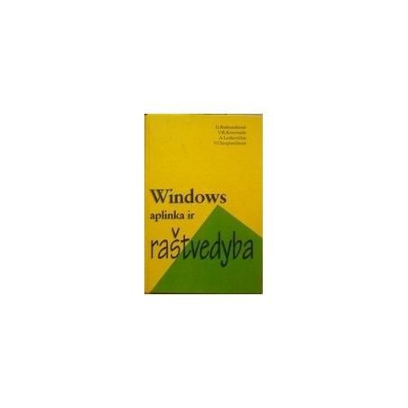 Windows aplinka ir raštvedyba. / Rutkauskienė D. ir kiti