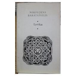 Lyrika/ Baratašvilis Nikolozas