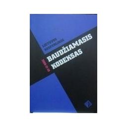 Baudžiamasis kodeksas 2008-09-20