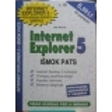 Internet Explorer 5. Išmok pats. - Nyhus Jes