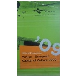 Vilnius - European Capital of Culture 2009 (national programme)