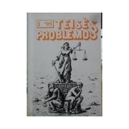 Teisės problemos 1`95