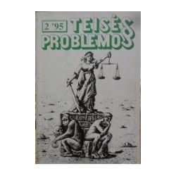 Teisės problemos 2`95