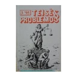 Teisės problemos 3`95