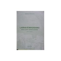 Laiškai iš Magadano/ Terleckas Antanas