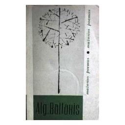 Mažosios poemos/ Baltakis Algimantas