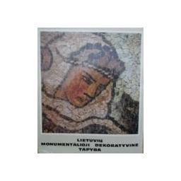 Lietuvių monumentalioji dekoratyvinė tapyba/ Klova Boleslovas