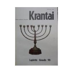 Krantai 90/lapkritis, gruodis/ Autorių kolektyvas