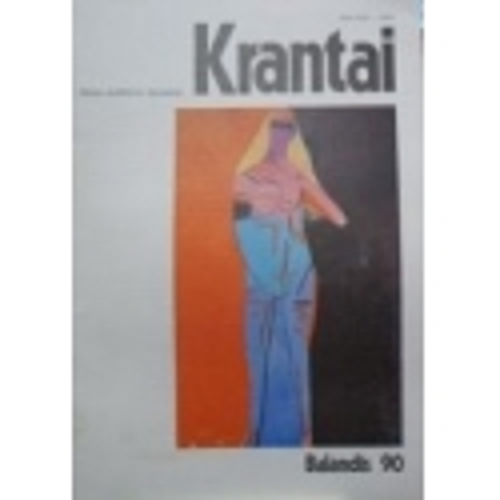 Krantai, 90/balandis/ Autorių kolektyvas