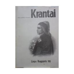 Krantai, 90/liepa, rugpjūtis/ Autorių kolektyvas