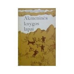 Akmeninės knygos lapai/ Linevskis Aleksandras