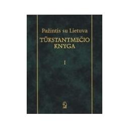 Pažintis su Lietuva: Tūkstantmečio knyga/ Maculevičius Steponas