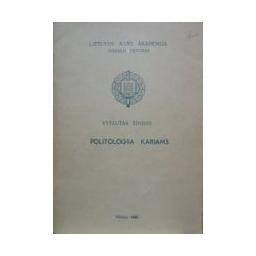 Politologija kariams/ Tininis Vytautas