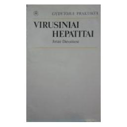 Virusiniai hepatitai/ Dievaitienė J.