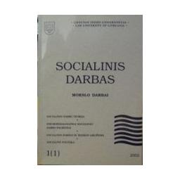 Socialinis darbas 2002/1