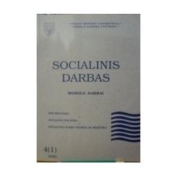 Socialinis darbas 2005/4