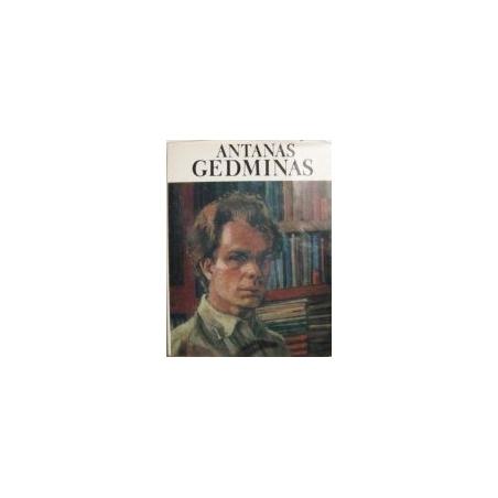 Antanas Gedminas: straipsniai, atsiminimai/ Gedminienė O.
