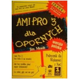 AMI PRO 3 dla opornych/ Meade Jim