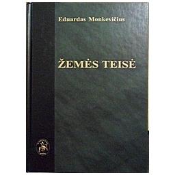 Žemės teisė/ Monkevičius Eduardas