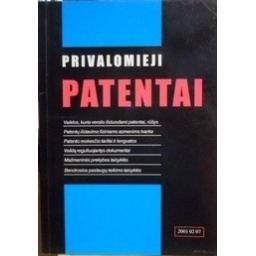 Privalomieji patentai/ Mirončikienė Eglė (sudaryt.)