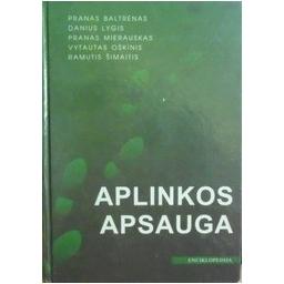 Aplinkos apsauga/ Baltrėnas Pranas