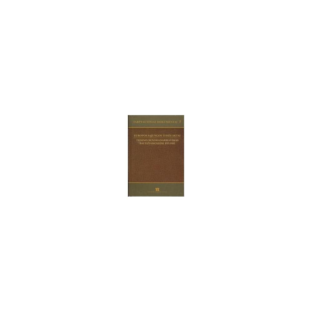 Europos sąjungos teisės aktai/ Švedas Gintaras