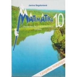 Matematika 10/ Bagdonienė Janina