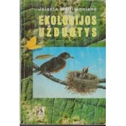 Ekologijos užduotys/ Martinionienė Jolanta