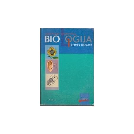 Biologija. Pratybų sąsiuvinys 1 dalis 9-10kl./ Raugalas Juozas, Gižienė Danguolė