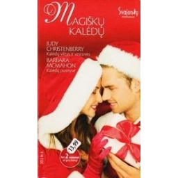 Magiškų Kalėdų/ Christenberry J., McMahon B.
