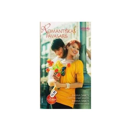 Romantiškas pavasaris/ Darcy Emma