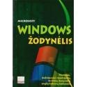 Microsoft Windows žodynėlis/ Valerijonas Žalkauskas