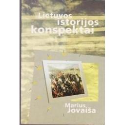 Lietuvos istorijos konspektai/ Jovaišos Marius