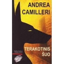 Terakotinis šuo/ Camilleri Andrea