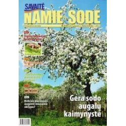 Savaitė namie ir sode/ 2015/9