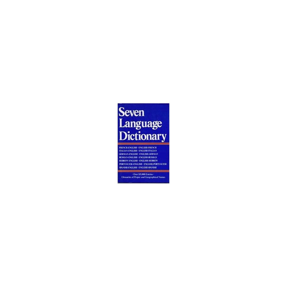 Seven Language Dictionary/ Autorių kolektyvas