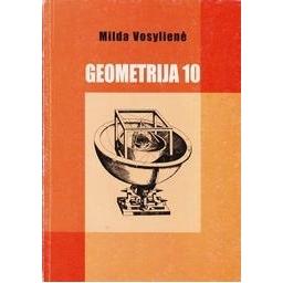 Geometrija/ Vosylienė Milda