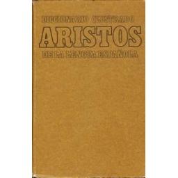 Diccionario ilustrado de la lengua Espanola Aristos/ Nėra autoriaus