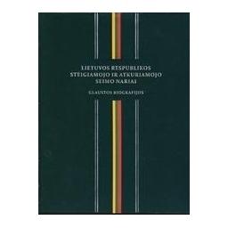 Lietuvos Respublikos Steigiamojo ir Atkuriamojo Seimo nariai. Glaustos biografijos/ Driskius Klaudijus