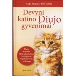 Devyni katino Diujo gyvenimai/ Myron Vicki, Witter Bret
