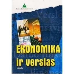 Ekonomika ir verslas/ Čičinskas J., Klebanskaja N.