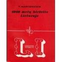 1940 metų birželis Lietuvoje/ Kancevičius V.