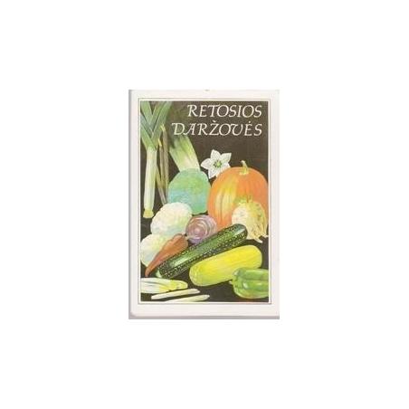 Retosios daržovės/ Baranauskienė Marija