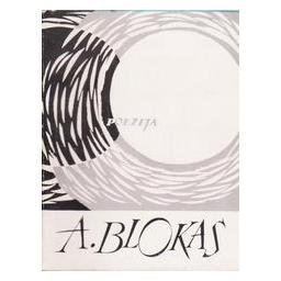 Poezija/ Blokas Aleksandras