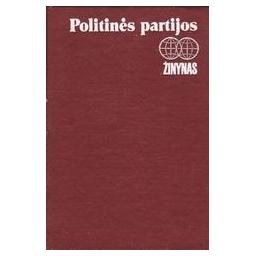 Politinės partijos žinynas/ Aleksandrovas S. ir kt.