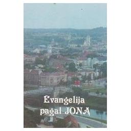 Evangelija pagal Joną/ Autorių kolektyvas