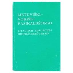 Lietuviški-vokiški pasikalbėjimai/ Križinauskas Juozas