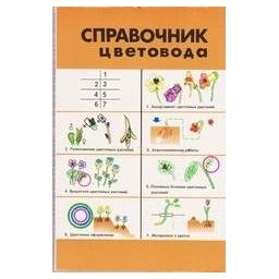 Справочник цветовода/ Ботяновский И.Е. и др.