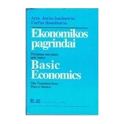 Ekonomikos pagrindai: perėjimas nuo plano prie rinkos/ Isachsen Arne Jon