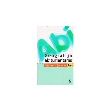 Geografija abiturientams/ Fischer Peter